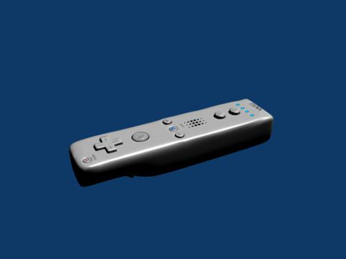 Wiimote preview image