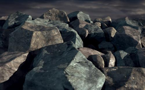 Rocks Scene preview image