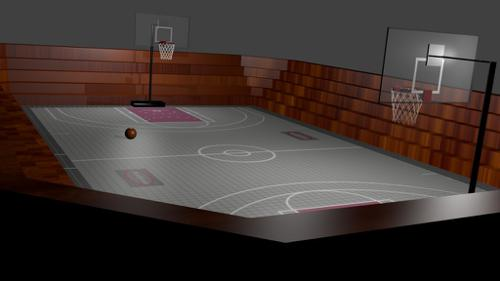 Basketball Court preview image