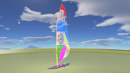 WINDSURFING preview image