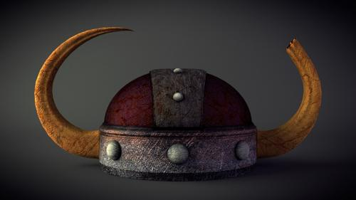 Viking Helmet-Cycles preview image