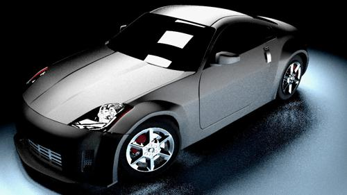 Nissan 350z preview image