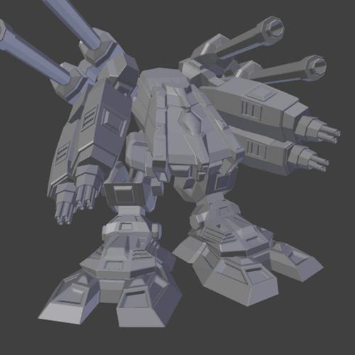 Mech2011 preview image