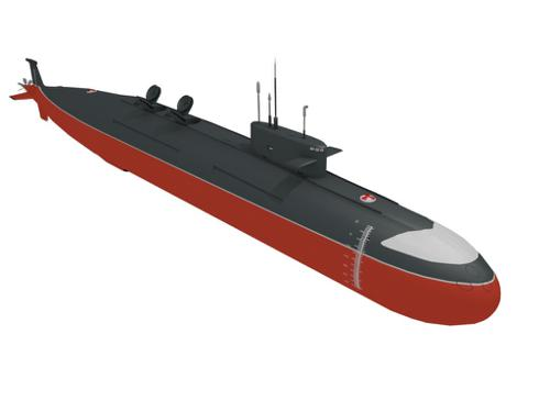 Nuclear Submarine INS Arihant preview image