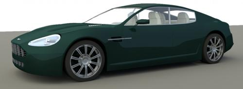 Aston Martin Rapide  cycles  preview image