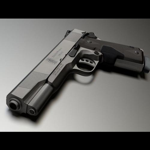 Handgun BGE and CYCLES preview image