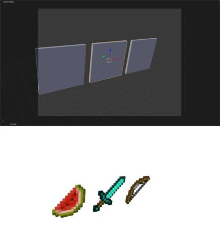 Minecraft item creator preview image