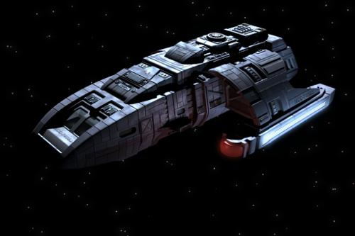 Federation Runabout  DS9 preview image
