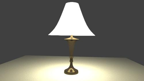 Classic Table Lamp preview image