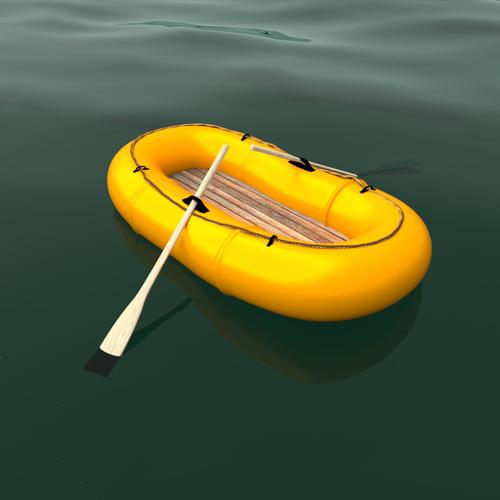 Rubber Boat preview image
