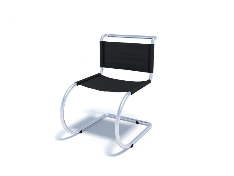 Bauhaus chair preview image 1