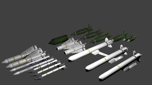 Aircraft payload pack preview image