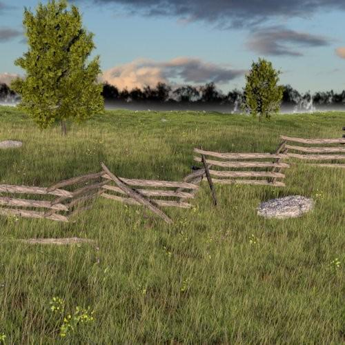 Realistic Grass Field preview image