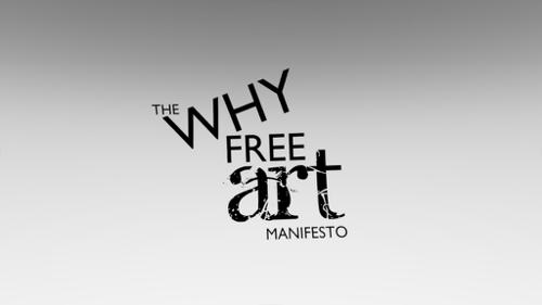 Why free art typography animation preview image