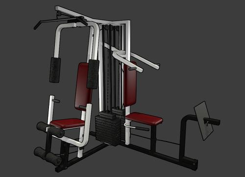 Fitness tower preview image