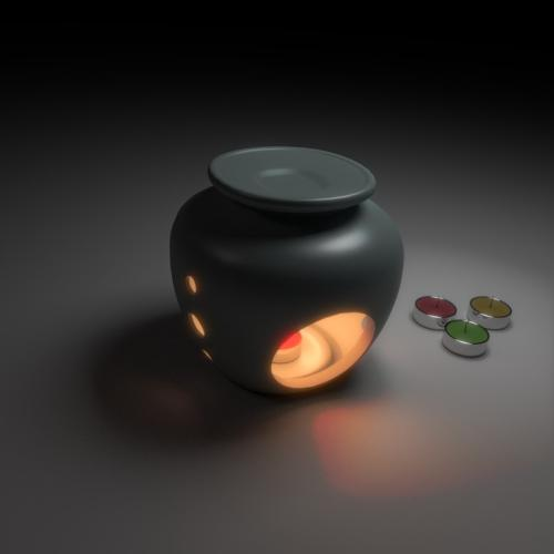 Incense Vase preview image