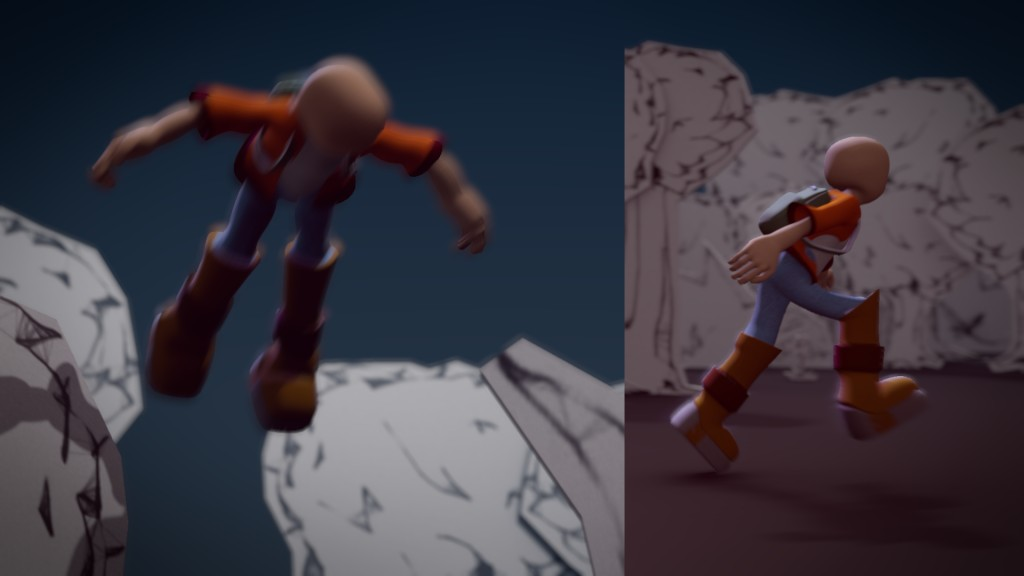 Base Mesh with Simple Rig and Animation preview image 1