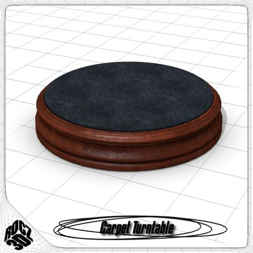 Carpet Turntable preview image