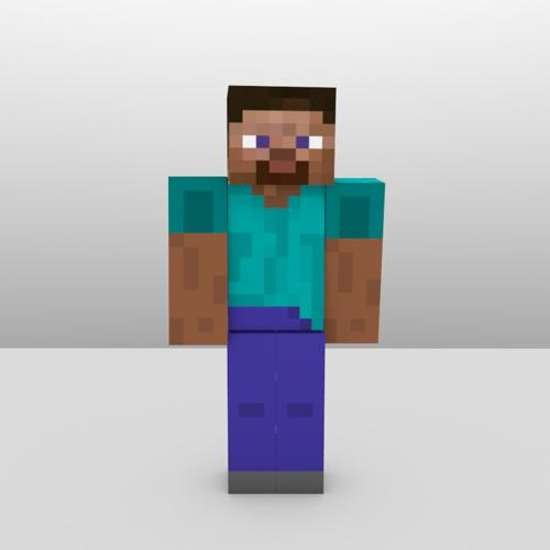 Minecraft Steve preview image