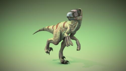 Dromaeosaur Raptor preview image