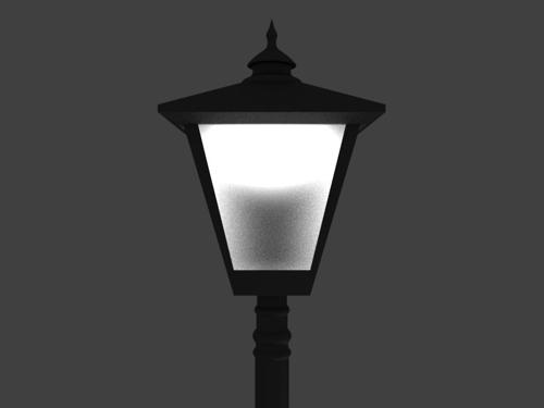 Lamp Post preview image