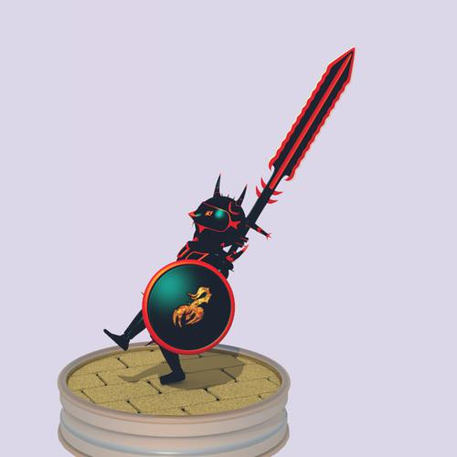 Little black Knight preview image
