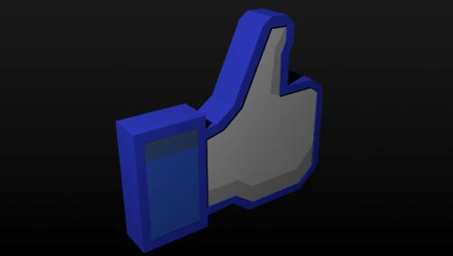Like button preview image
