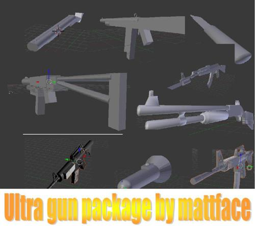 Ultra gun package preview image