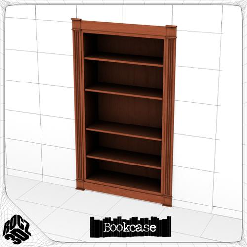 Bookshelf preview image