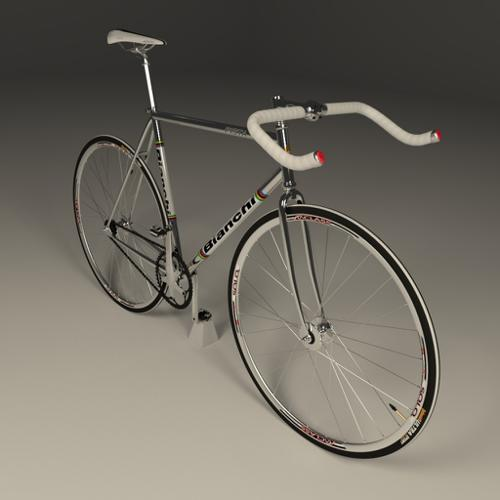 Bianchi Pista track bike preview image