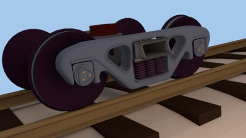 Railroad Wheels preview image