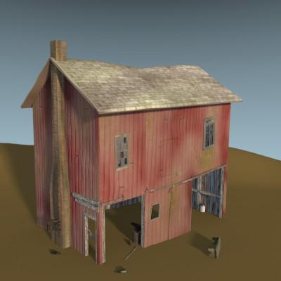 Old Red Barn preview image