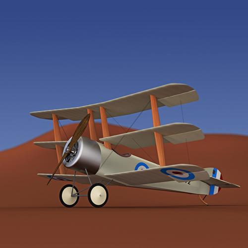 Sopwith Triplane preview image