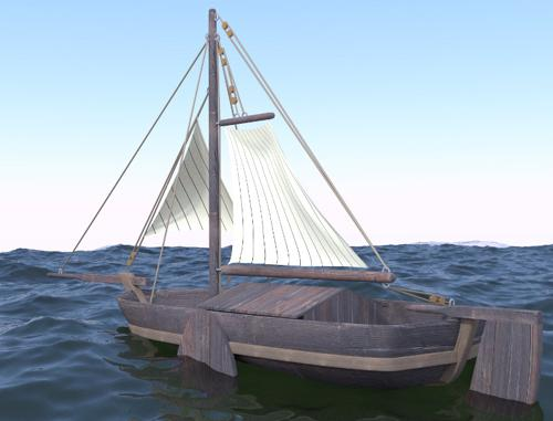 Sailing boat Snaikka preview image