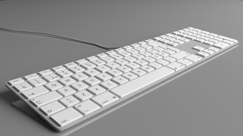 Apple Keyboard (Swedish) preview image