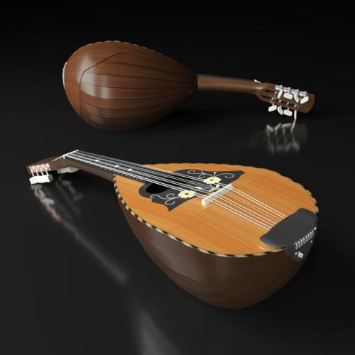 mandolin preview image
