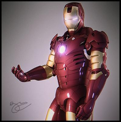 Iron Man preview image