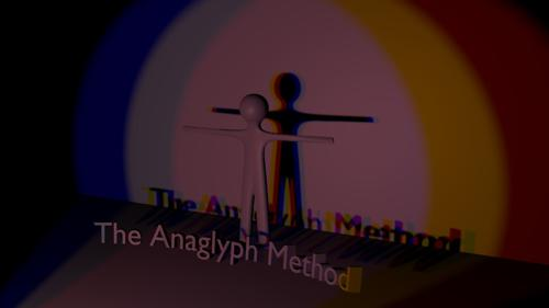 The Anaglyph Method preview image