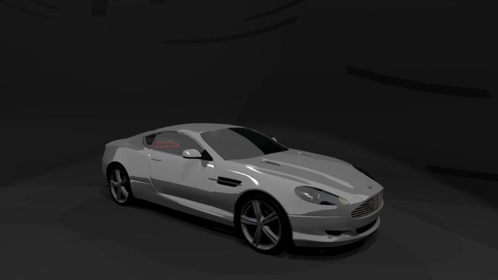 Blend Swap Aston Martin Db9 White