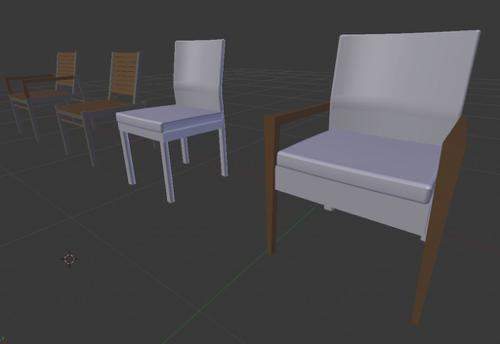 Saccaro Chairs preview image