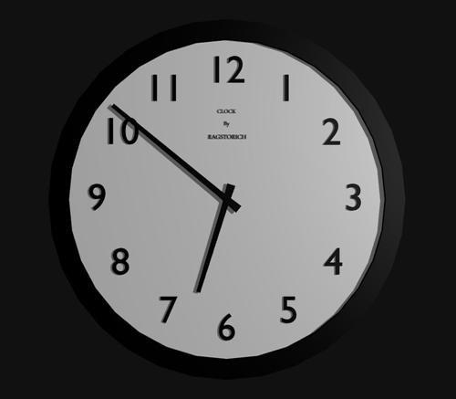 Clock Rigged preview image
