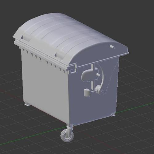 Recycling Container preview image