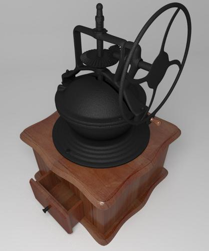 Manual coffee grinder preview image