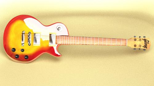 Cycles Les Paul Guitar preview image