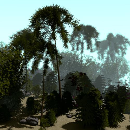 Tropic Terrain preview image
