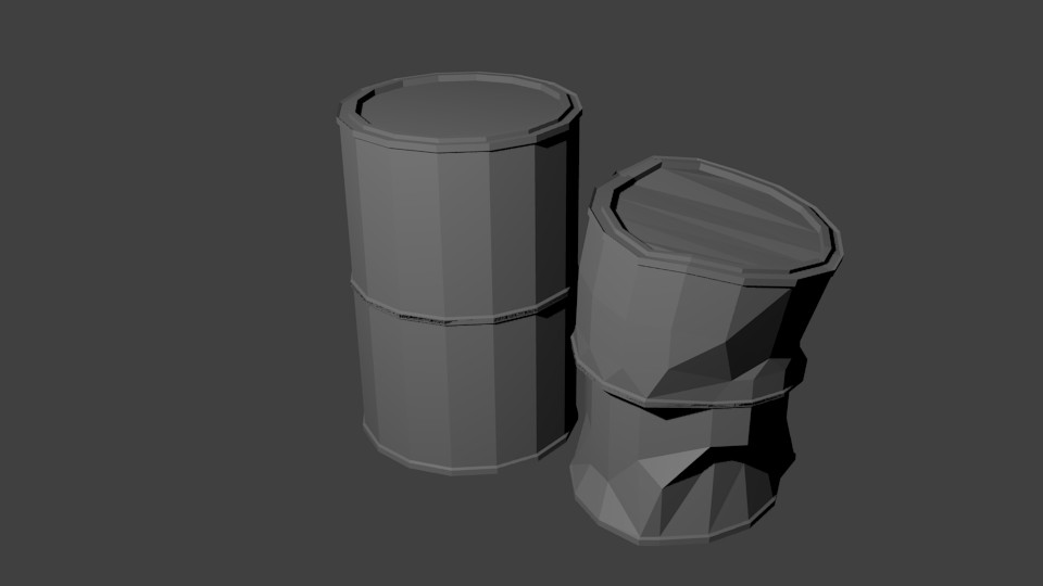 Simple Barrel preview image 1