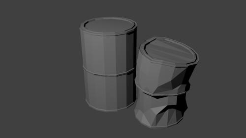 Simple Barrel preview image