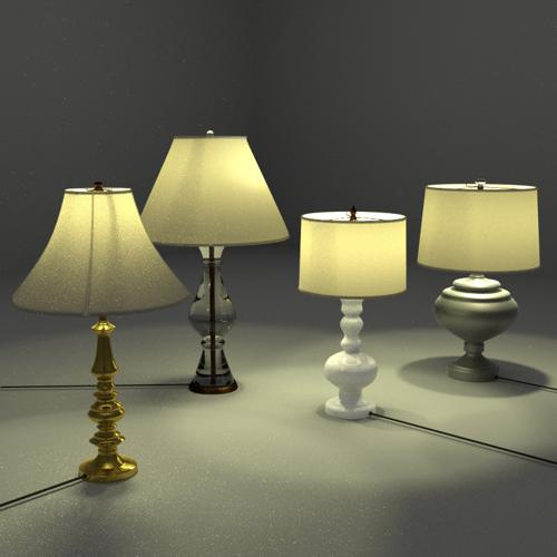 Four Lamps preview image