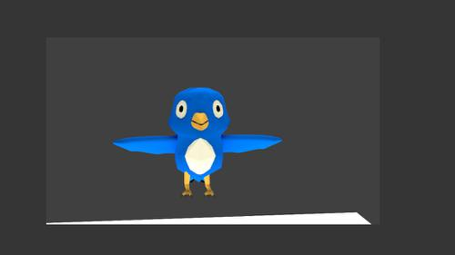 Cartoon Bird preview image