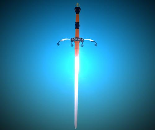 The Landsknehye Sword preview image